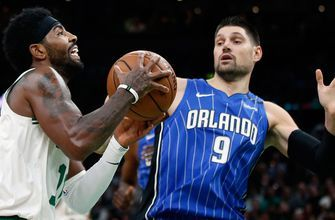 Nikola Vucevic contributes to Magic victory over Boston Celtics