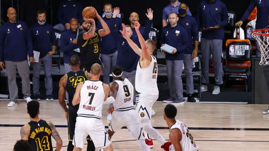 How LeBron James simply existing led to Nuggets' brutal blunder on Anthony Davis' game-winner