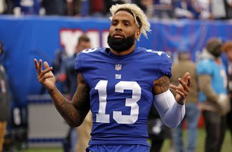 Odell Beckham still believes in a Giants playoff run