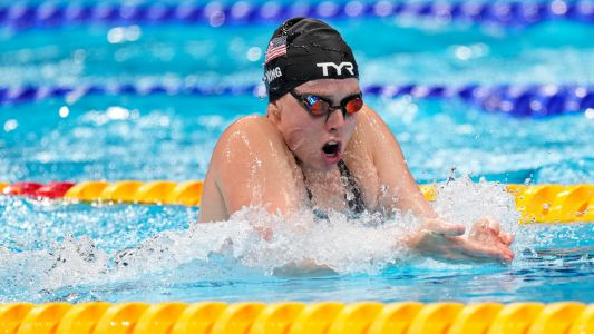 Olympics swimming results: Four Olympic records broken, US takes home three medals