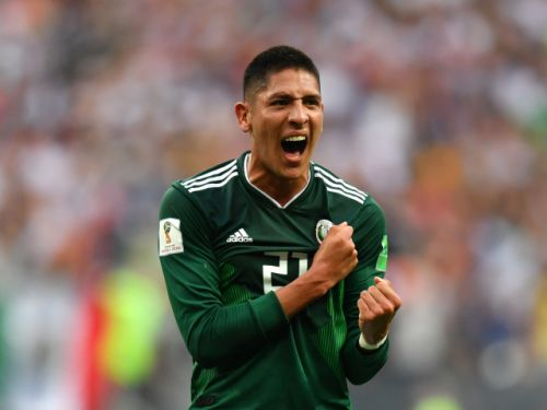 Hirving Lozano goal sees Mexico stun reigning champions Germany 1-0 at World Cup