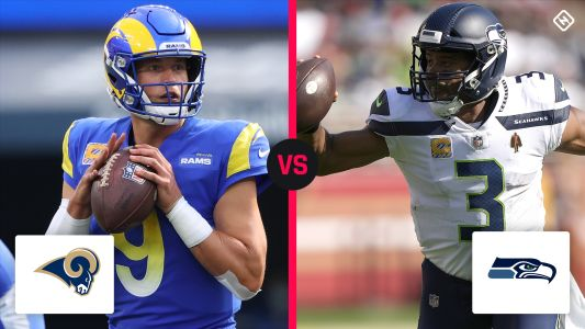 What time is the NFL game tonight? TV schedule, channel for Rams vs. Seahawks in Week 5
