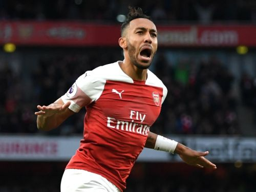 EXTRA TIME: Aubameyang, Hanni make Fifa 19 Ultimate Team of the Week