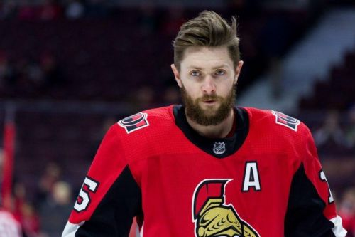 Senators deal forward Zack Smith to Blackhawks for centre Artem Anisimov