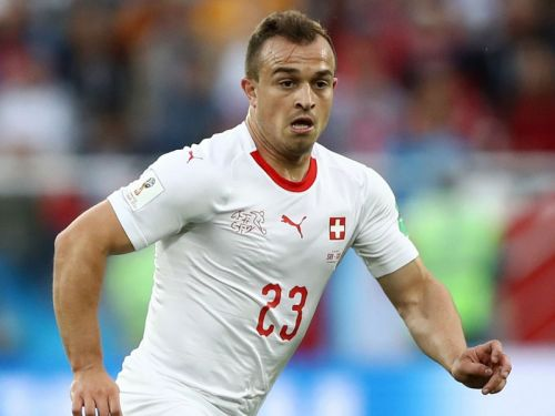 Shaqiri happy to link up with Salah after completing Liverpool move