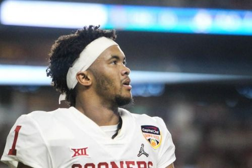 OU football: Kyler Murray takes home Manning Award
