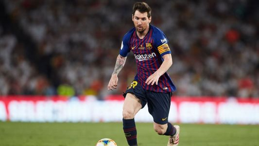 Messi in doubt vs. Betis after injury setback