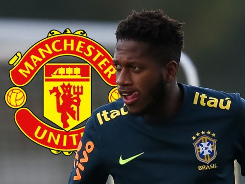 Man Utd complete £52.5m Fred signing