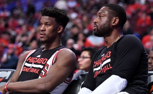 Dwyane Wade threatens Butler after wife comment