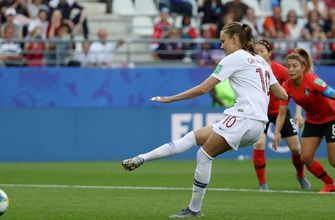 2019 FIFA Women's World Cup™: Norway score the early penalty to go up 1-0 on South Korea   HIGHLIGHTS