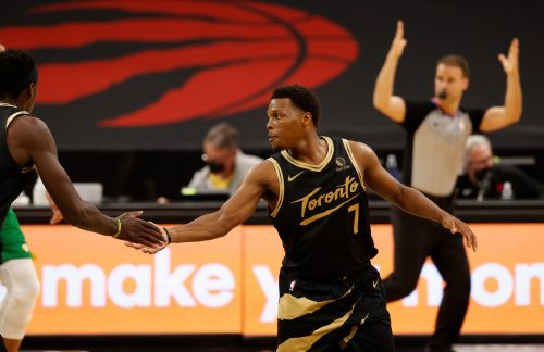Strange season for Kyle Lowry and Raptors includes nine-month road trip
