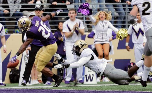 Gaskin injury giving Washington chance to display RB depth