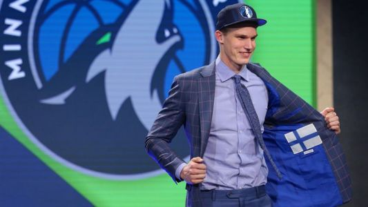 Did Lauri Markkanen just troll the Timberwolves and their current state of dysfunction?