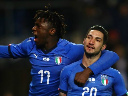 Italy 1 United States 0: Politano snatches late winner for Mancini's men