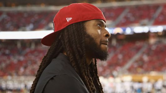 Richard Sherman injury update: 49ers CB out 'a few weeks,' report says