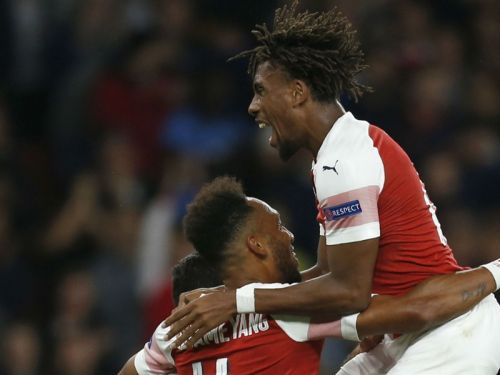 'Emirates was a party' - Arsenal's 'great' Europa League start excites Alex Iwobi