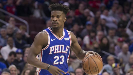 Jimmy Butler on 76ers' win over Timberwolves: 'I like the fact that we beat them'