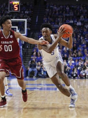 South Carolina Gamecocks vs. Kentucky Wildcats - 1/14/20 College Basketball Pick, Odds & Prediction