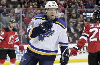 Blues' Thomas undergoes wrist surgery, will be evaluated before camp