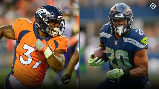 NFL rookie RB stock watch: Royce Freeman rises; Rashaad Penny falls