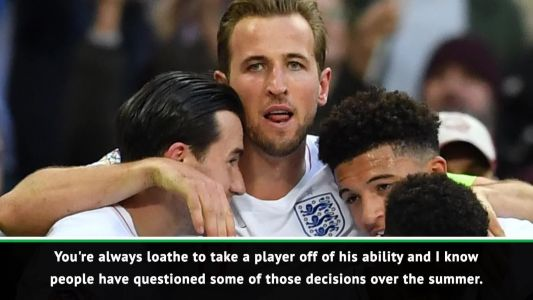 Kane the best goalscorer in the world - Southgate