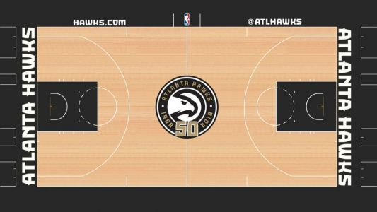Atlanta Hawks Reveal Throwback Uniforms, New Court for 2018-19 Season 🔥