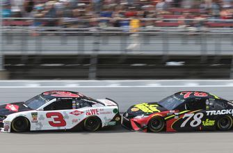 Larry McReynolds on RCR's much-needed show of speed for both teams at Michigan