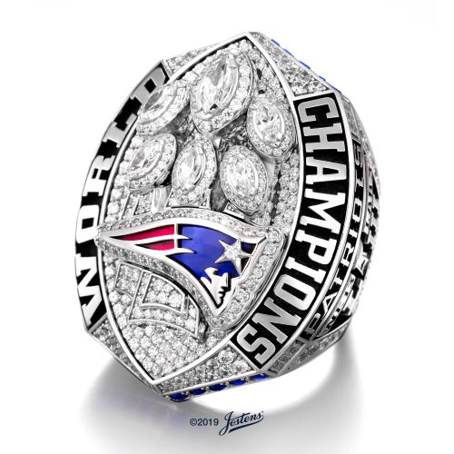 Super Bowl rings through the years