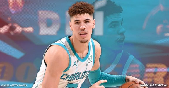 LaMelo Ball, un mix entre deux stars NBA ?