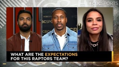 What are the expectations for the Toronto Raptors this season? | North Courts