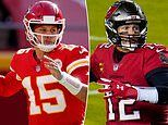 The quarterbacks looking to guide their teams to Super Bowl glory as the play-offs continue