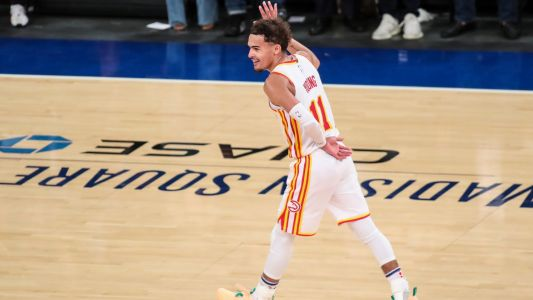 NBA Twitter shows Trae Young love after 48-point outburst in Hawks' Game 1 win over Bucks