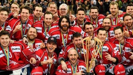 Historic Spengler Cup cancelled because of coronavirus pandemic