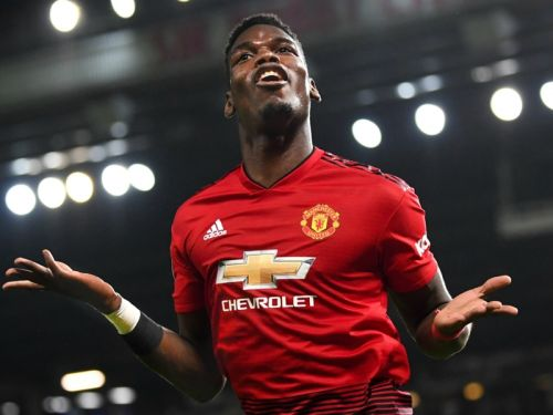 'Now Man Utd have a structure' - Pogba aims another dig at Mourinho