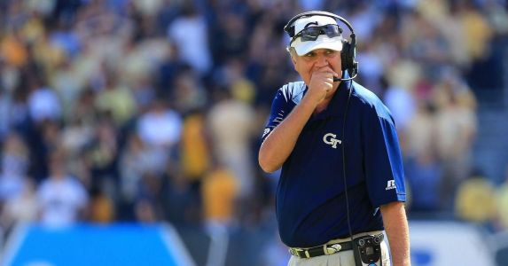 Georgia Tech Football: The Yellow Jackets will win at least eight games per year until Paul Johnson retires