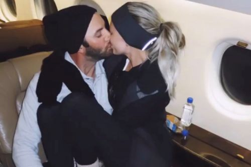 Paulina Gretzky and Dustin Johnson are back in action