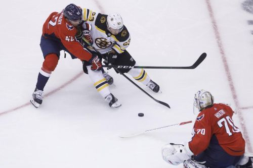 Capitals beat Bruins to earn East No. 3 seed, face Isles next