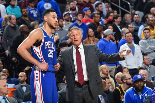 Sixers Coach Brett Brown: 'We Want to Play in the NBA Finals'