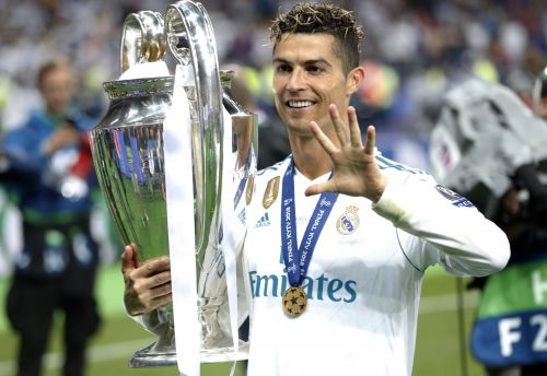 Juventus sees Ronaldo as key to Champions League dream