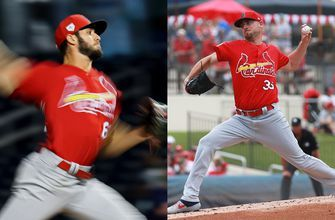 Cardinals option Ponce de Leon and Gomber to Memphis