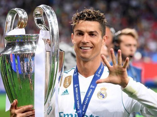 Revealed: Cristiano Ronaldo's last speech for Real Madrid in the Champions League final