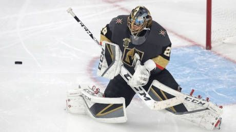 'Flower' keeps Vegas fresh despite late Game 3 flurry from Jets