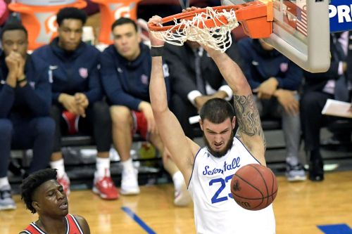 Seton Hall blows by St. John's with daunting Big East finish ahead