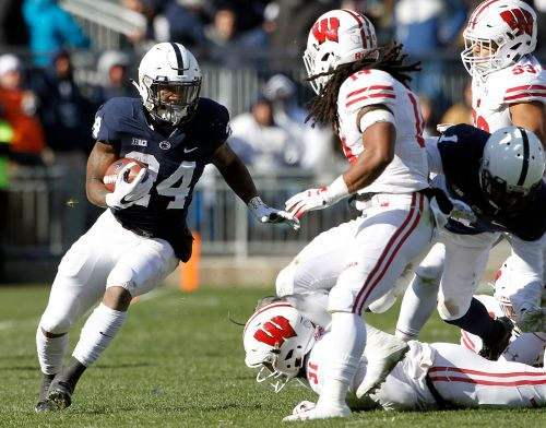 Defense holds, Miles Sanders explodes in Penn State's critical victory over Wisconsin