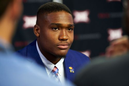 Kansas RB grieves over coach gunned down in Florida massacre