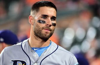 Kevin Kiermaier healthy, determined to help Rays contend for playoff berth