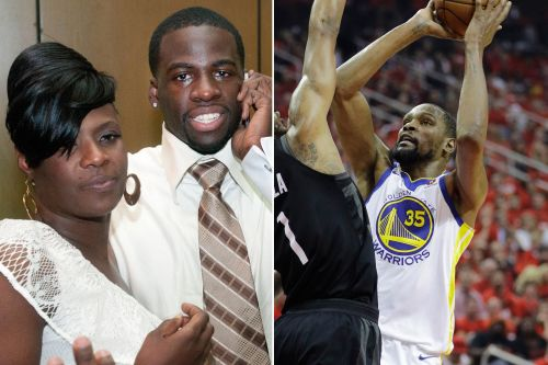 Draymond Green's mom throws the blame on Kevin Durant