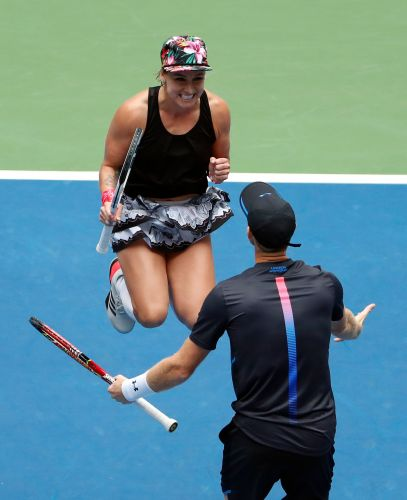Mattek-Sands completes comeback with Open title with Murray