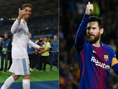 Messi and Ronaldo lead FIFPro World XI as Salah and Neymar miss out
