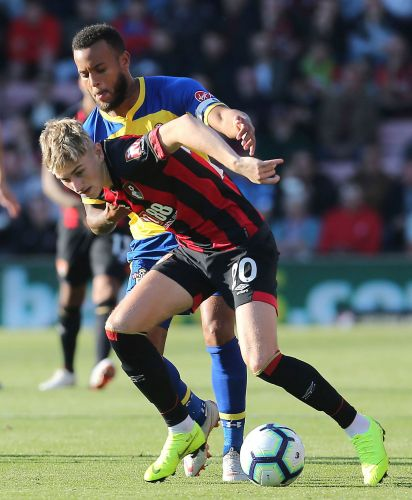 Southampton fails to score again, holds Bournemouth to draw